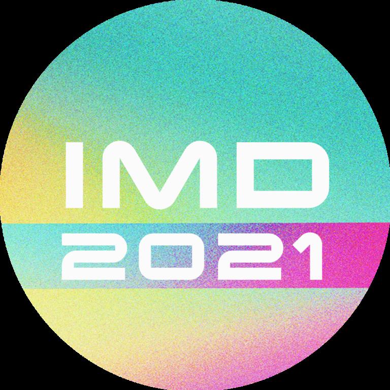 IMD 2021 logo